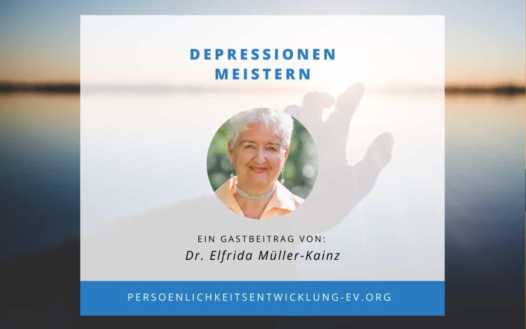 Depressionen meistern